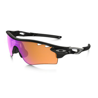 Oakley Radarlok Path Vented OO918141 0138 - Polished Black/Prizm Trail,OAKLEY