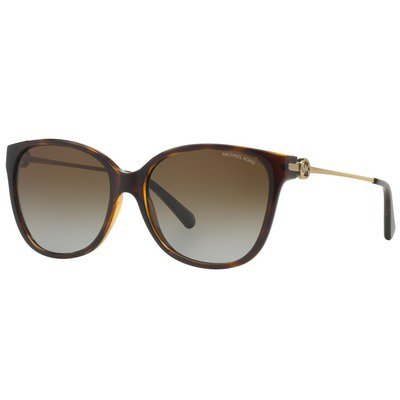 Michael Kors Marrakesh MK6006 3006T5 57 - Dark Tortoise/Brown Gradient Polarized,MICHAEL KORS