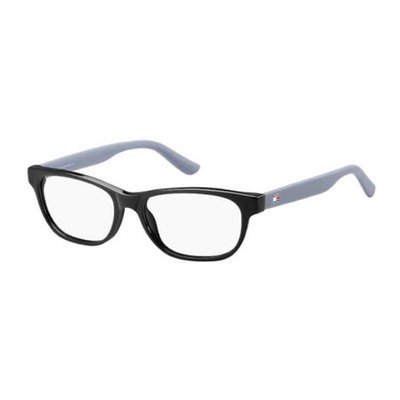 Tommy Hilfiger TH1417 VYU 52 - Black/Gray,TOMMY HILFIGER