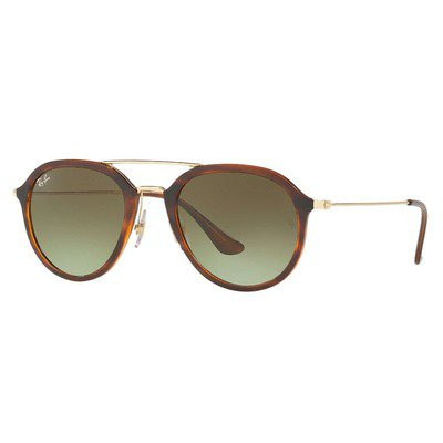 Ray-Ban RB820/A6 53 - Tortoise/Green Gradient,Ray-Ban