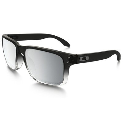 Oakley Holbrook OO9102A9 5718 - Dark Ink Fade/Chrome Iridium Polarized,OAKLEY