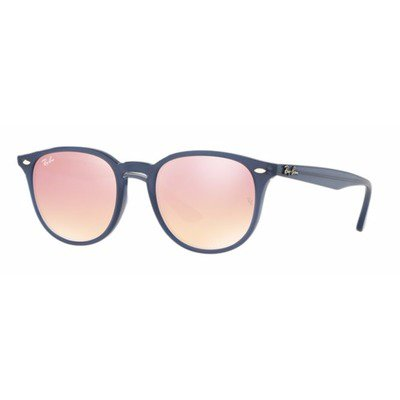 Ray-Ban RB4259 62321T 51 Erika - Blue/Pink Copper Flash Mirror,Ray-Ban