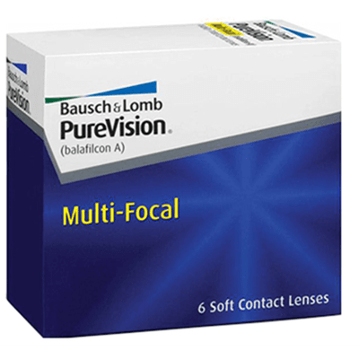 PUREVISION MULTIFOCAL,Bausch e Lomb