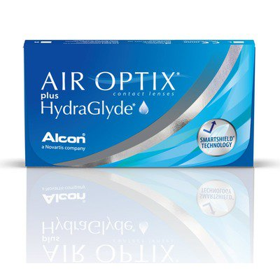 Air Optix Plus HydraGlyde,Alcon/Ciba Vision