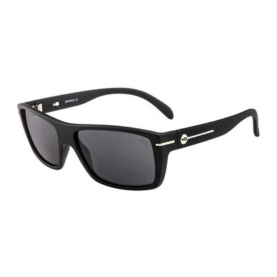 HB Would Small 9302300100 - Matte Back/Gray Lenses,
