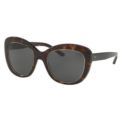 Ralph Lauren RL8149 500387 53 - Dark Havana/Dark Gray,Ray-Ban