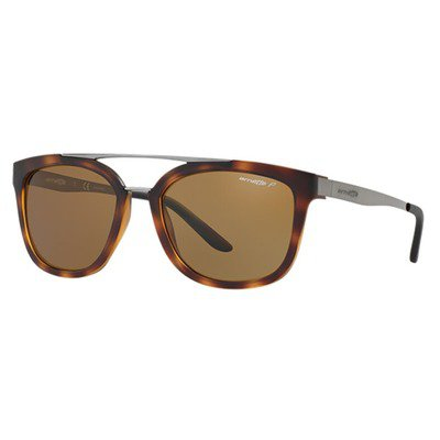 Arnette Juncture AN4232 237583 56 - Matte Havana/Brown Polarized,ARNETTE