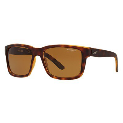 Arnette Swindle AN4218 215283 57 - Fuzzy Havana/Brown Polarizado,ARNETTE