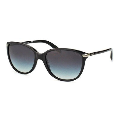Ralph Ralph Lauren RA5160 501/11 57 - Black/Gray Gradient,RALPH BY RALPH LAUREN