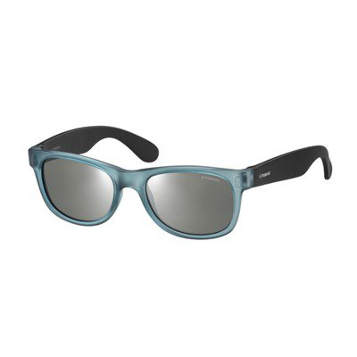 Polaroid P0115 N5N JB 46 Kids - Blue Royal/Gray Polarized,POLAROID