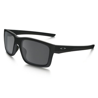 Oakley Mainlink OO926405 5717 - Matte Black/Black Iridium Polarized,OAKLEY