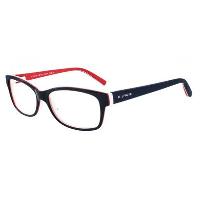 Tommy Hilfiger TH1018 UNN 54 - Blue/Red/White,TOMMY HILFIGER