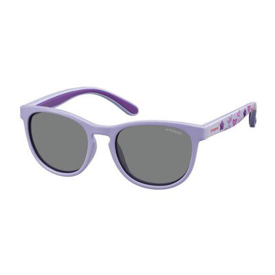 Polaroid PLD8013S QNV MF 46 Kids - Lilac/Violet Blue Polarized,POLAROID