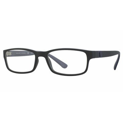 Polo Ralph Lauren PH2154 5284 56 - Matte Black,POLO RALPH LAUREN