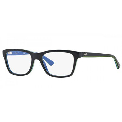 Ray-Ban Junior RY1536 3600 48 - Black/Blue,Ray-Ban