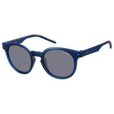 Polaroid PLD2036S M3Q C3 50 Contamporary - Blue/Gray Polarized,POLAROID