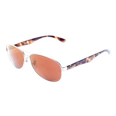 Ray-Ban RB3525L 001/5D 59 Aviator - Gold Tortoise/Gold,Ray-Ban