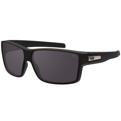 HB Big Vert 9010900100 - Matte Black/Gray Lenses,HB