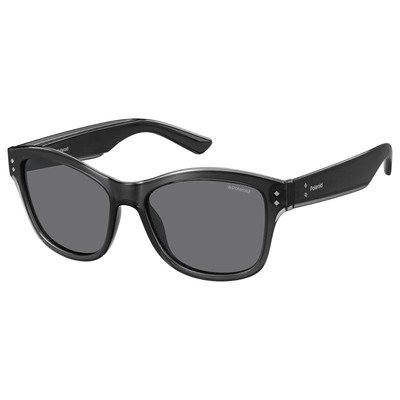 Polaroid PLD4034S MNV Y2 54 Contemporary - Gray/Gray Polarized,POLAROID