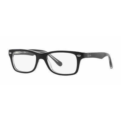 Ray-Ban Junior RY1531 3529 48 - Top Black Transparent,Ray-Ban