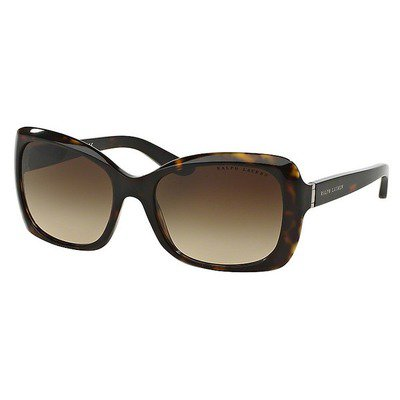 Ralph Lauren RL8134 500313 56 - Dark Havana/Brown Gradient,RALPH LAUREN