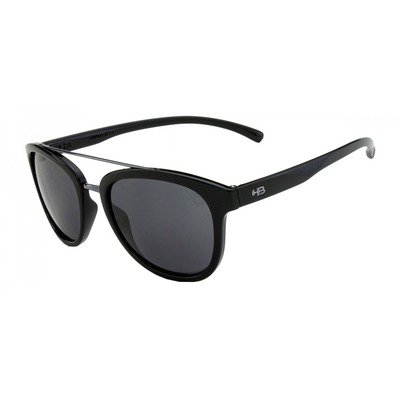 HB Moomba 9012700200 - Gloss Black/Gray Lenses,HB
