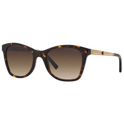 Ralph Lauren Deco Evolution RL8113 500313 54 - Dark Havana/Brown Gradient,RALPH LAUREN