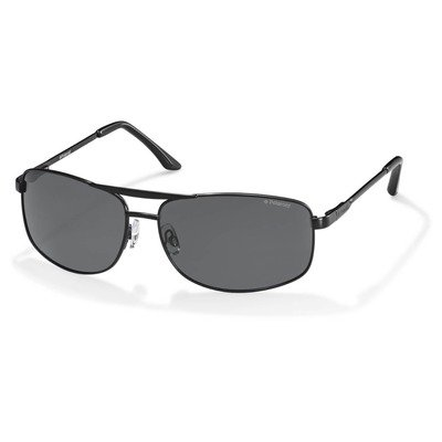 Polaroid PLD2017S PDE Y2 62 Contemporary - Matte Black/Gray Polarized,POLAROID