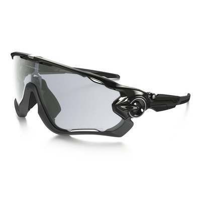 Oakley Jawbreaker OO9290-14 0131 - Polished Black/Clear Black Iridium Photochromic,OAKLEY