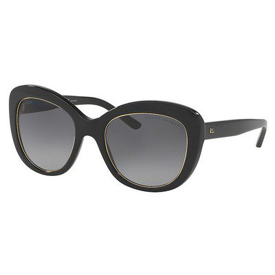 Ralph Lauren RL8149 5001T3 53 - Black/Gray Polarized,RALPH LAUREN