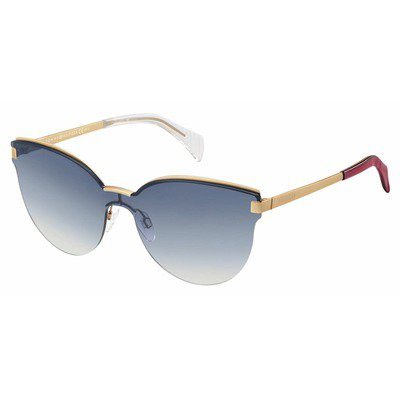 Tommy Hilfiger TH1378/S 03O IT 99 - Gold/Blue Gradient,TOMMY HILFIGER
