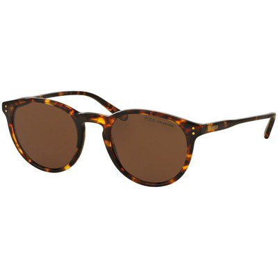 Polo Ralph Lauren PH4110 513483 50 - Shiny Antique Havana/Brown Polarized,POLO RALPH LAUREN