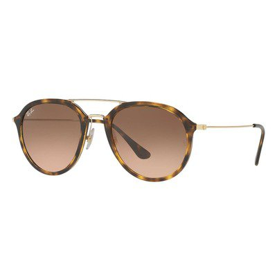 Ray-Ban RB4253 710/A5 53 - Tortoise/Pink-Brown Gradient,Ray-Ban