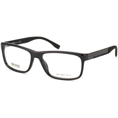 Hugo Boss BOSS 0643 HXE 56 - Black/Carbon,BOSS by HUGO BOSS