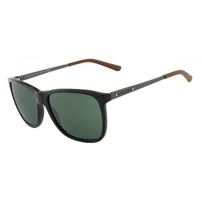Ralph Lauren RL8133Q 500171 57 - Black/Green,RALPH LAUREN