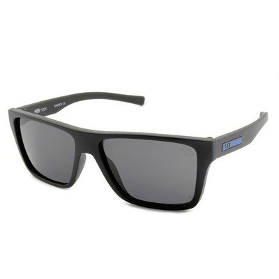 HB Floyd Teen 9312771000 - Matte Black / Gray Lenses,HB