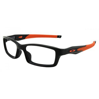 Oakley Crosslink OX8027 1153 - Polished Black/Orange,OAKLEY