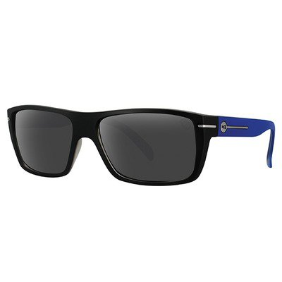 HB Would Small 9302357700 - Black/Matte Blue - Gray Lenses,HB