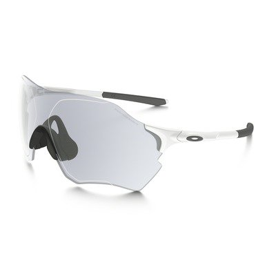Oakley Evzero Range OO932708 0138 - Matte White/Clear Black Iridium Photochromic,OAKLEY
