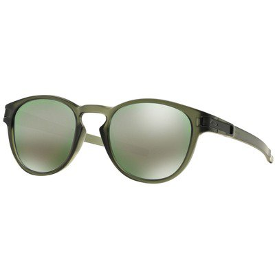 Oakley Latch OO9265-05 - Matte Olive Ink/Emerald Iridium,OAKLEY