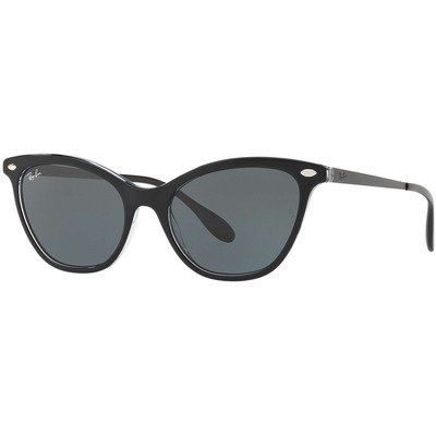 Ray-Ban RB4360 919/71 54 Cat Eye - Black/Green Classic,Ray-Ban