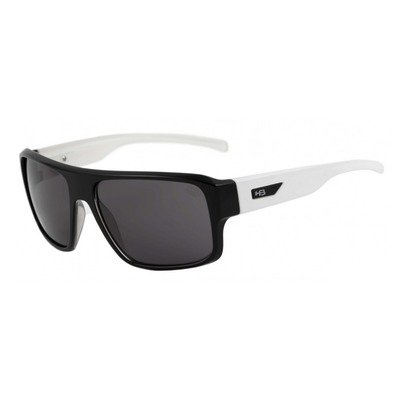 HB Redback 9011641500 - Black White/Gray Lenses,HB