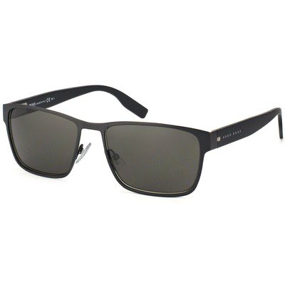 Hugo Boss BOSS 0561/S 94X NR 57 - Matte Black/Brown-Grey,BOSS by HUGO BOSS