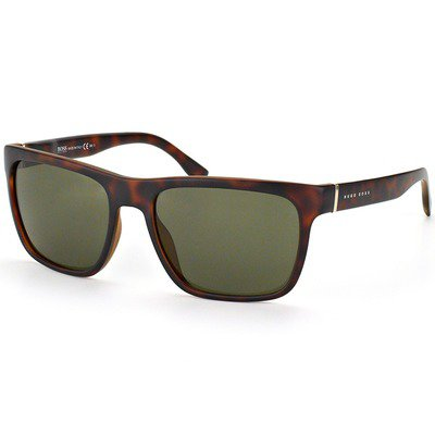 Hugo Boss BOSS 0727/S DWJ 70 56 - Havana/Green,BOSS by HUGO BOSS