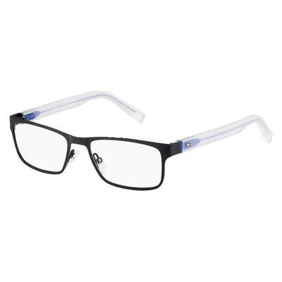 Tommy Hilfiger TH1362 K5R 53 - Black/Crystal/Blue,TOMMY HILFIGER