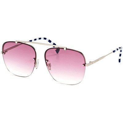 Tommy Hilfiger TH GIGI HADID 2 3YG 3X 59 - Light Gold/Pink Gradient,TOMMY HILFIGER