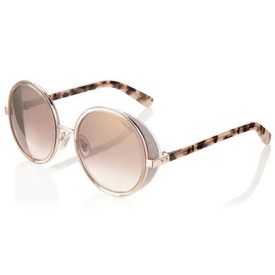 Jimmy Choo Andie/S J7A NH 54 - Gold Light Havana,JIMMY CHOO