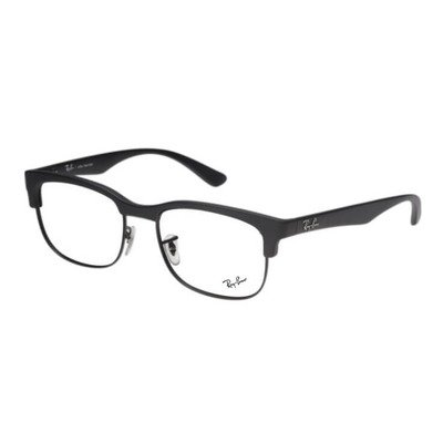 Ray-Ban RB7071L 5196 52 Youngster - Preto Fosco,Ray-Ban