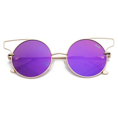 BAMM The Flair Revo - Roxo/Dourado,BAMM