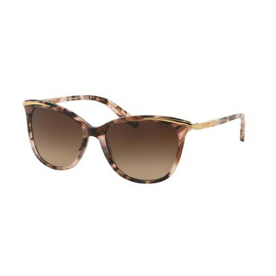Ralph Ralph Lauren RA5203 146313 54 - Pink Tortoise/Dark Brown Gradient,RALPH BY RALPH LAUREN